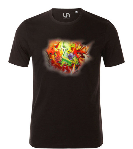 Camiseta Graffiti Berok04